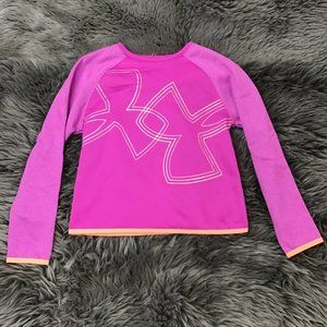 Under Armour  Girl's Sweater  Purple  Youth XS